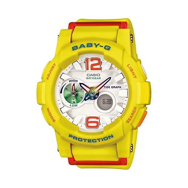51kmAgB0HcL. SS600  - Casio Watch (Model: BGA180-9BCR)