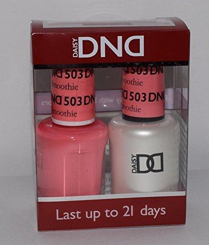 DND Gel & Matching Polish Set #503 - Orange Smoothie