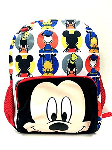 Image Unavailable. Image not available for. Color  Disney Mickey Mouse Boys  12 quot  Toddler Backpack a73063da3d863