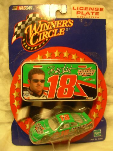 Winner's Circle License Plate Collection #18 Bobby - Hasbro Plates