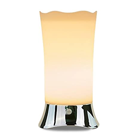 Lixada - Lámpara de mesa LED pequeña de inducción para ...