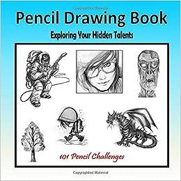 Descargar PDF Pencil Drawing Book - Exploring Your Hidden Talents