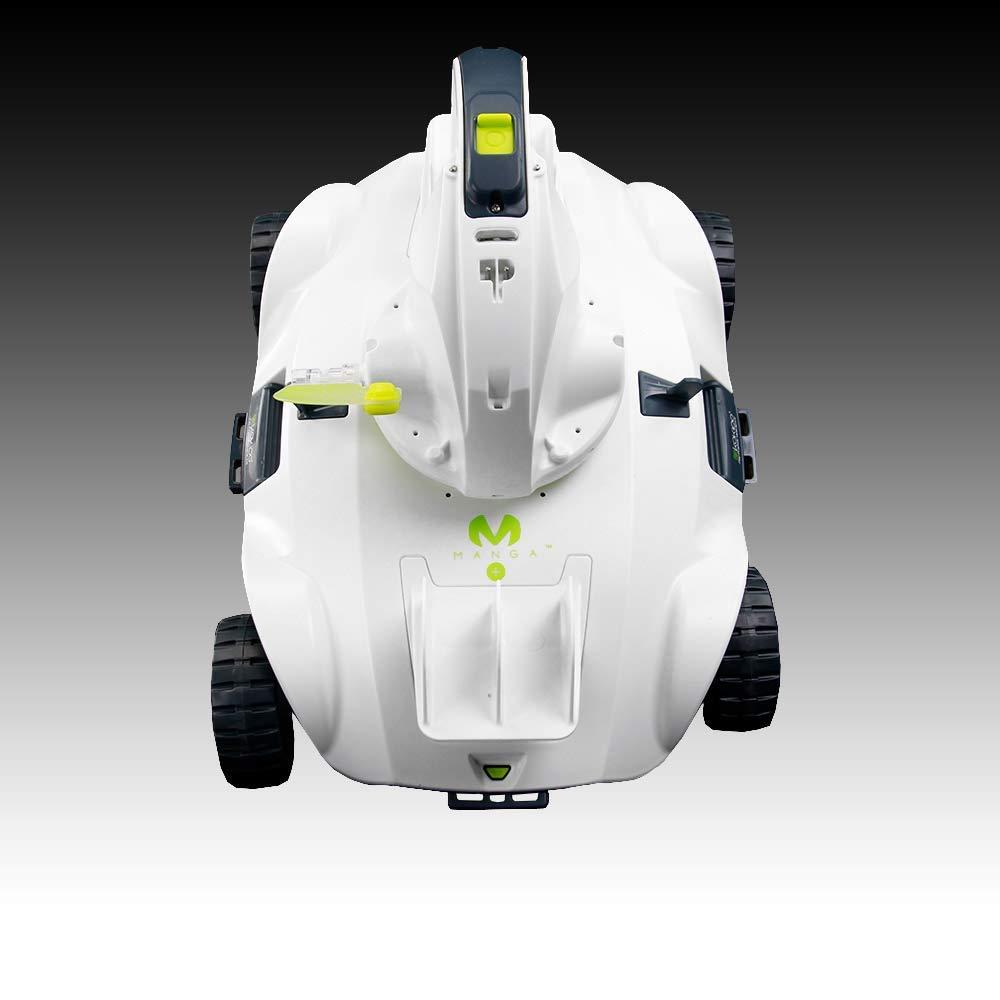 Kokido Robot Piscina Limpiafondos Manga X Plus Blanco RC32CBX