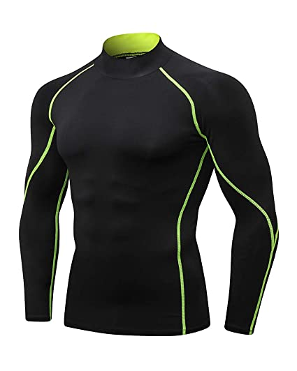 Uomo Nike Maglia a Maniche Lunghe da Uomo Cool Comp MK