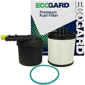 ecogard xf76160 diesel fuel filter premium. Black Bedroom Furniture Sets. Home Design Ideas