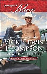 Cowboy After Dark (Thunder Mountain Brotherhood)