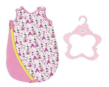 ab41b5a44154 Baby Born 824450 Sac de Couchage Accessoire de poupée, Taille Unique ...