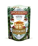 Gluten-Free Pancake and Waffle Mix by Birch Benders, Made with Organic Brown Rice Flour, Potato, Cassava, Hazelnut, and Cane Sugar, Family Pack, 84 Ounce (14oz 6-pack)