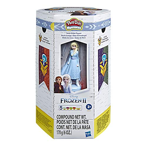 Play-Doh Mysteries Disney Frozen 2 Snow Globe Playset