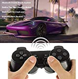 PS3 Controller, 2-Pack Wireless Bluetooth Gamepad