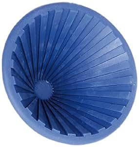 Gah-Alberts - Abridor de botes antideslizante de goma, color azul