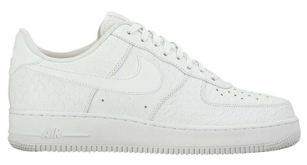 [ナイキ] Nike Air Force 1 Low - メンズ バスケット [並行輸入品] B071K627NP US18.0 White/Summit White/Summit White