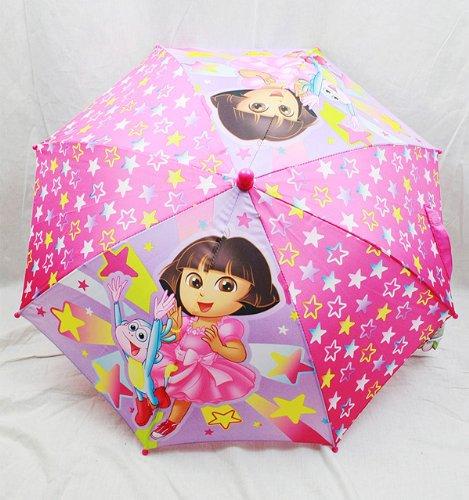 Explorer Umbrella (Dora The Explorer & Boots the Monkey 3D Figurine 21