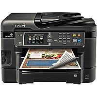 Epson WorkForce WF-3640 Color Inkjet All-in-One Printer