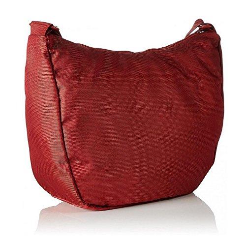 Duck Shoulder Women's One Flame QMT01 Size Scarlet Bag Mandarina Red Sw6PBgBq