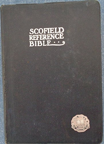 Holy Bible, Scofield Reference Edition, Authorized Version, Leather Arno Leather