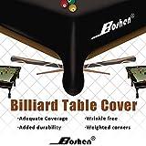 Boshen 7FT Heavy Duty Fitted Leatherette Billiard