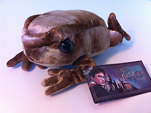 Wizarding World of Harry Potter : Neville Longbottom Pet Toad Trevor Plush Toy Frog