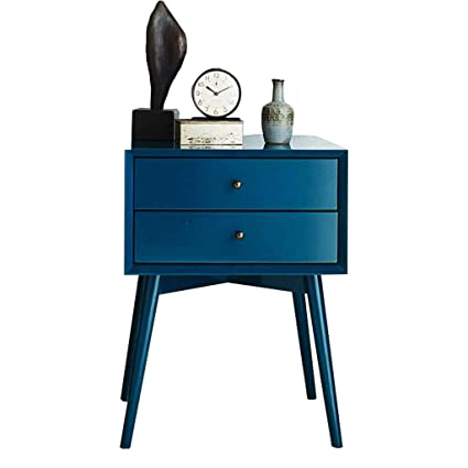 best website 2b0f7 aef6b Bedside Tables Dressing table Solid wood painted storage ...