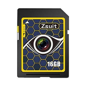 ZHU Tarjeta de Memoria Tarjeta de Memoria SD for grabadora ...
