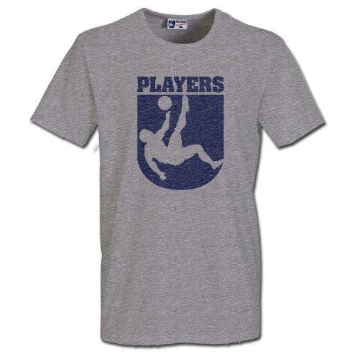 Players–Maglietta con logo