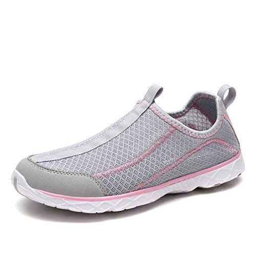 DREAM Running Sneakers Lightweight Shoes Water Lt Shoes Women grey PAIRS pink rqXwqfxCS