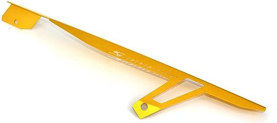 Jfg Racing Cnc Aluminium Kettenschutzabdeckung Schild Schutz Für S1000rr S1000r 09 16 Gold Auto