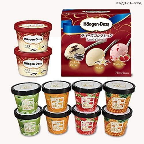 ハーゲンダッツ & フルーティアラ アイス セット