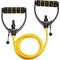 DYNAPRO Exercise Resistance Bands – Adjustable, Comfort...
