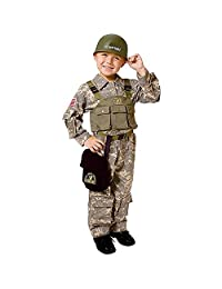Dress Up America 544-L Army Special Forces - Large