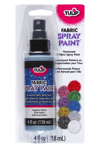 fabric spray paint tulip - 6