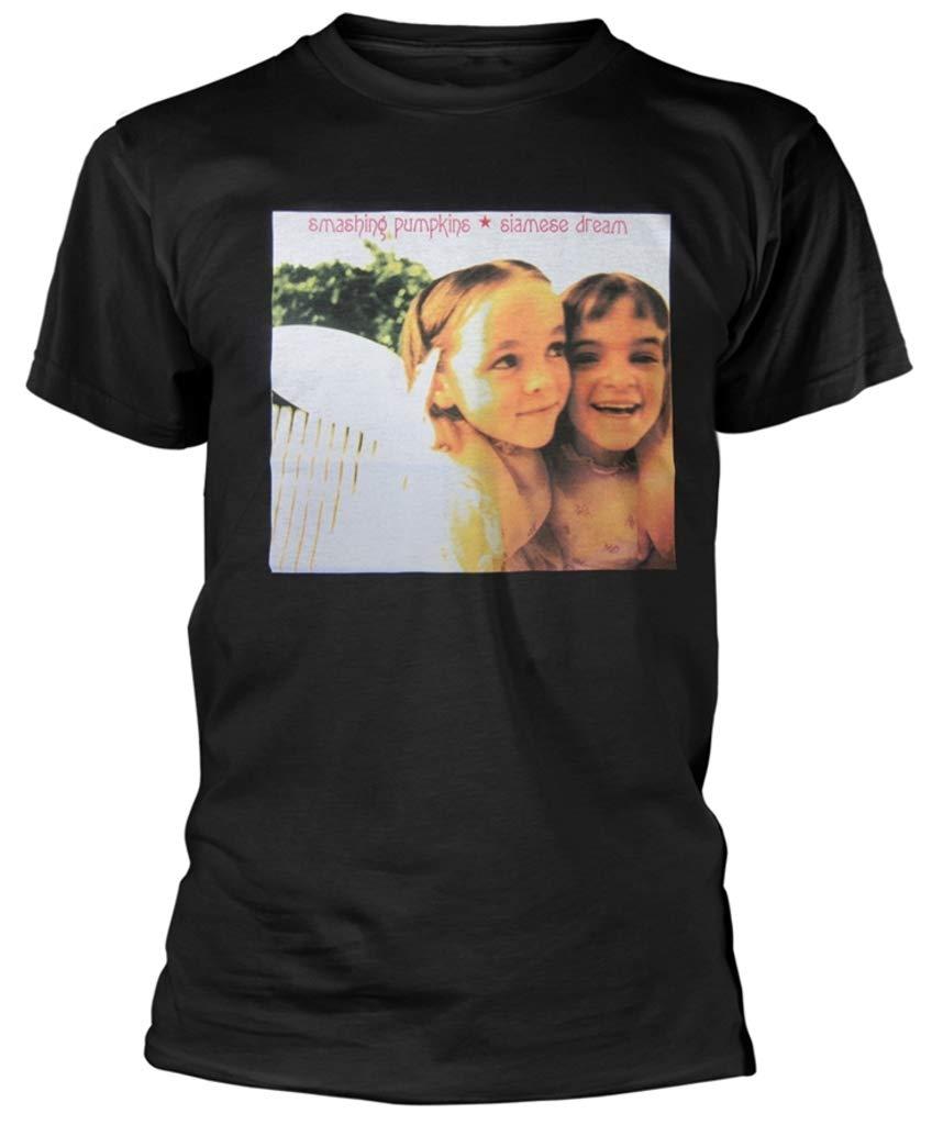 The Smashing Pumpkins 'Siamese Dream' (Black) T-Shirt