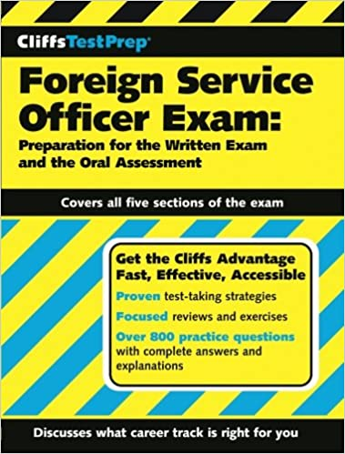 How do I prepare for the Foreign Service Officer exam?