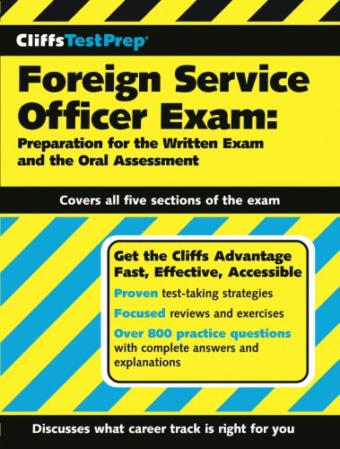 foreign service exam study guide - 5