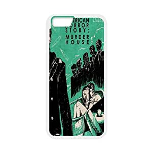 Unique Phone Case Design 4American Horror Story Series- For Apple Iphone 6 Plus 5.5 inch screen Cases
