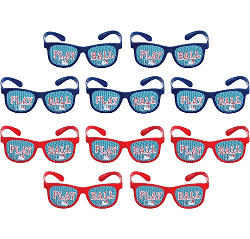 Rawlings Baseball Collection Printed Eyeglasses, Party Favor