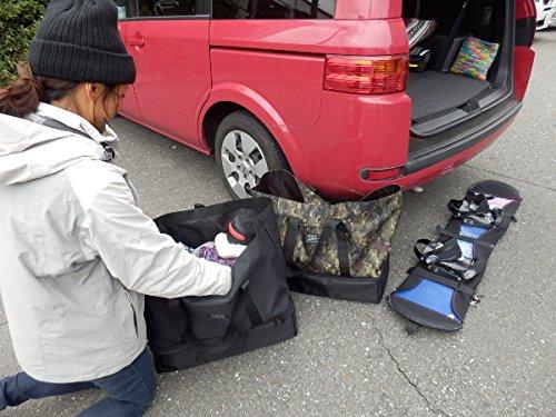 VOICE(ヴォイス)VO503マルチトートバッグブーツウエア小物スノーボードスキーバッグブーツケース(BLK)