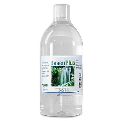 basisches Agua – Ivar sson s Base Plus – El Acid de bases de Regulat