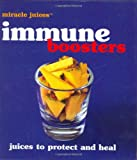 Immune Boosters, Camilla James and Hamlyn, 0600606732