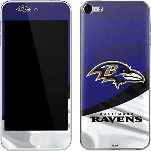 Baltimore Ravens Ipod Skin - Baltimore Ravens iPod Touch (6th Gen, 2015) Skin - Baltimore Ravens | NFL X Skinit Skin