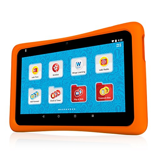 Hot Wheels Tablet. Powered by nabi by Hot Wheels (Image #1)