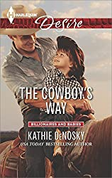 The Cowboy's Way (Billionaires and Babies)