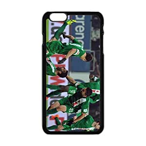 Happy Bundesliga Pattern Hight Quality Protective Case for Iphone 6plus