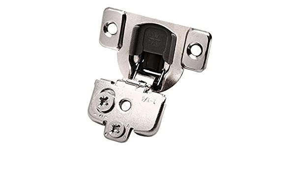 *10 Pack* Cosmas Cabinet Soft-Closed Concealed Euro Style Hinge 99008