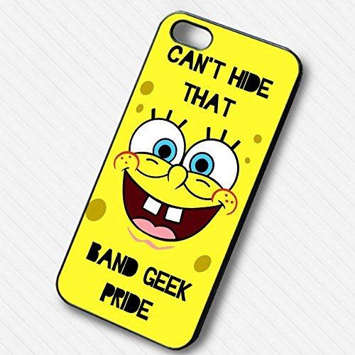 Band Pride Spongebob - swd pour Coque Iphone 6 et Coque Iphone 6s Case J8A3QP