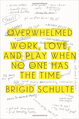 """Image result for Overwhelmed: Work, Love, and Play When No One Has the Time"""""""