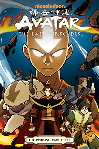 Avatar: The Last Airbender - The Promise Part 3 -