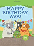 img - for Happy Birthday, Ava!: A Book about Putting Others First (Frolic First Faith) book / textbook / text book