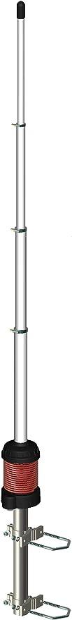 Sirio Antenas Gain-Master Antena CB Fija, Color Blanco/Aluminio
