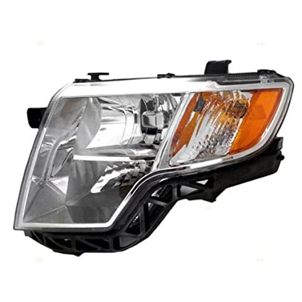 Image Unavailable Image Not Available For Color   Ford Edge Headlights Assembly